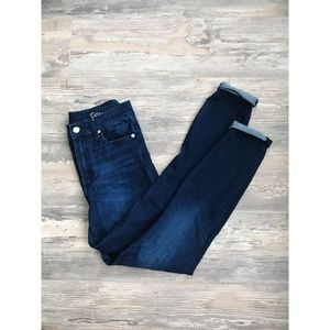 Gap Resolution True Skinny High Rise Jeans